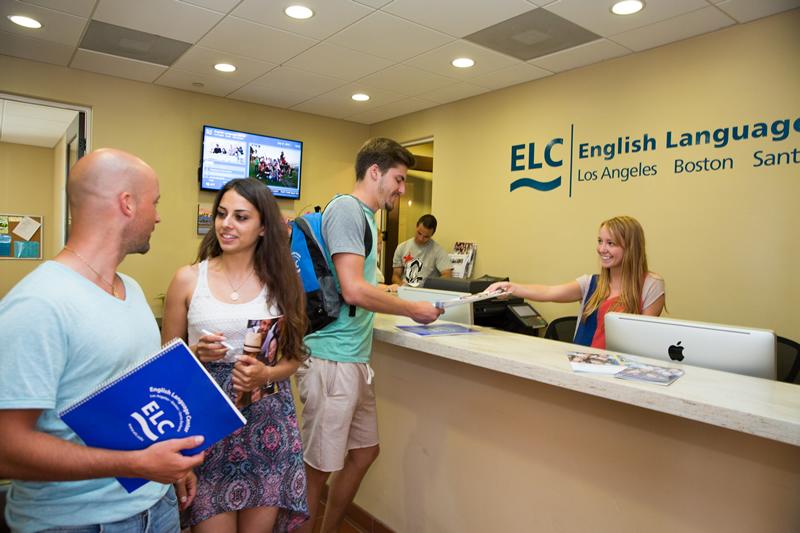 【閉校予定】English Language Center Santa Barbara