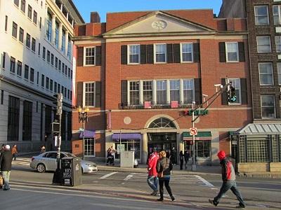 ELS Boston Downtown
