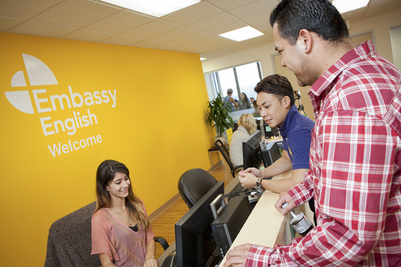 【閉校】Embassy English San Diego