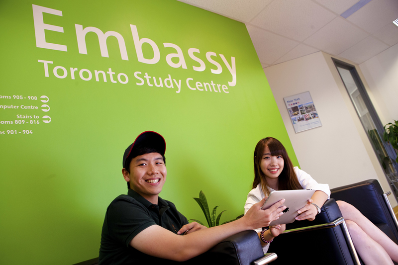【閉校】Embassy English Toronto