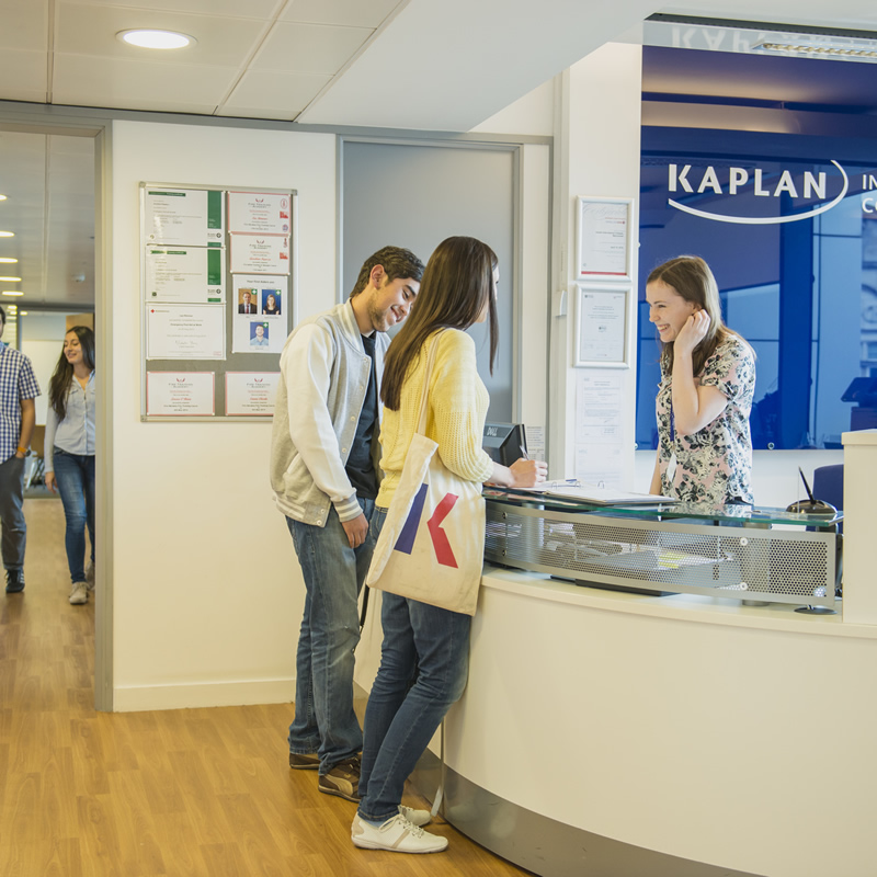 Kaplan International English Manchester