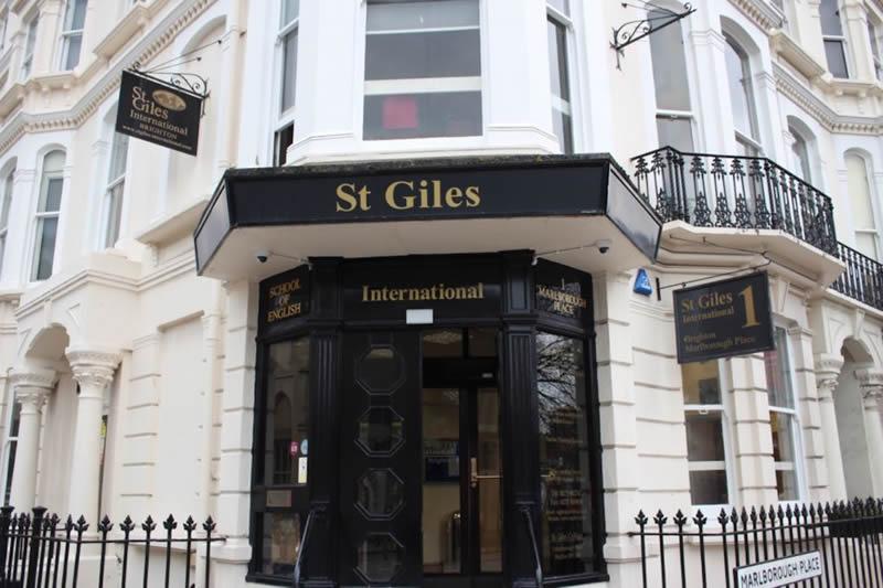 St Giles Brighton