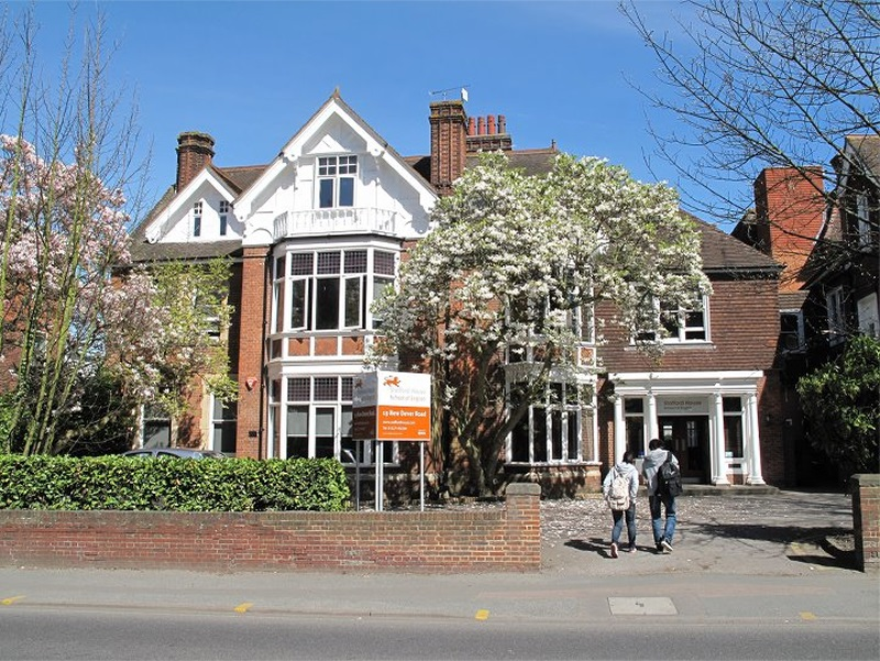 Stafford House School of English Canterbury