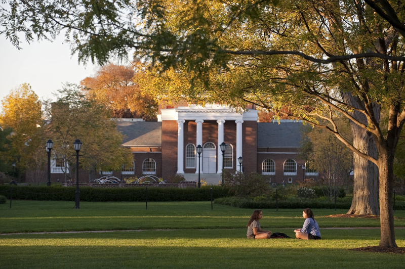 the University of Delaware English Language Institute