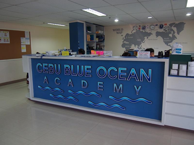 CEBU BLUE OCEAN
