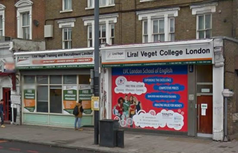 LVC London School of English